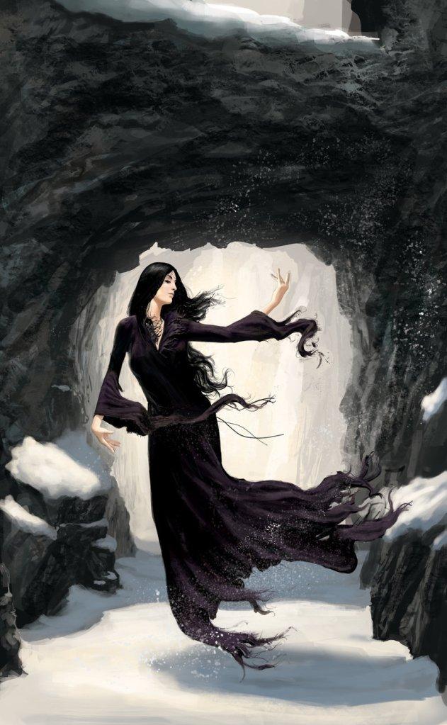 Marc Simonetti Sorceress of Darshiva