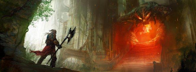 Fanart Diablo III Marc Simonetti