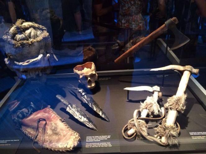 armas e artefatos
