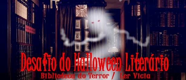 Capa desafio halloween